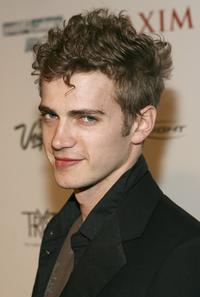 Hayden Christensen at the MAXIM Magazine 100th Issue Celebration.
