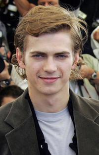 Hayden Christensen at the 58th Cannes International Film Festival.