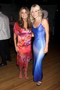 Carmen Electra and Anna Faris at the after party of the New York premiere of