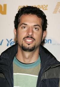 Guy Oseary at the Rebel Yells Spring Launch Party.