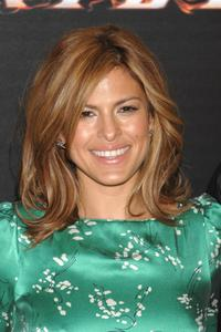 Eva Mendes at the photocall of