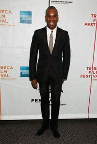 Colman Domingo at the premiere and panel discussion of