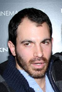 Chris Messina at the New York screening of