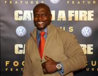 Terry Crews at the premiere of