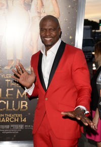Terry Crews at the California premiere of