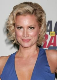 Alice Evans at the 15th annual Race to Erase MS event.