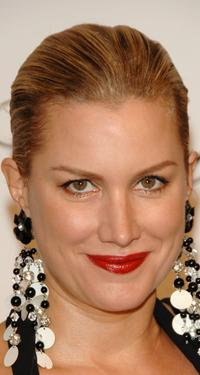 Alice Evans at the 16th Annual Elton John AIDS Foundation Academy Awards viewing party.