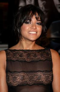 Michelle Rodriguez at the California premiere of