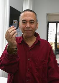 Gilbert Gottfried at the VMA Style Villa at the Bryant Park.