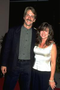 An Undated File Photo of Actor Jeff Foxworthy and his Wife.