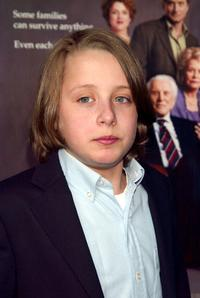 Rory Culkin at the New York premiere of