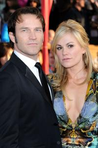 Stephen Moyer and Anna Paquin at the 16th Annual Screen Actors Guild Awards.