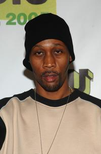 RZA at the MTVu Woodie Awards.