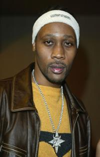 RZA at the Opening Night of the San Francisco Film Festival with a showing of