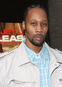 RZA at the special screening of