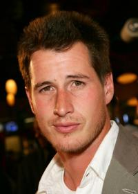 Brendan Fehr at the world premiere of