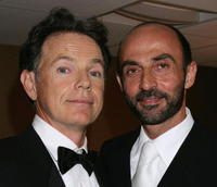 Bruce Greenwood and Shaun Toub at the 33rd Annual Vision Awards at the Beverly Hilton.