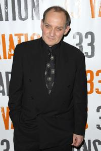 Zach Grenier at the after party of the opening night of