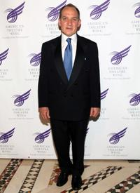 Zach Grenier at the American Theatre Wing's 2009 Spring Gala.