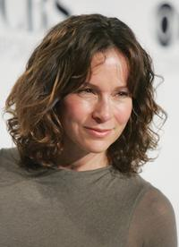 Jennifer Grey at the CBS, Paramount, UPN, Showtime, King World TCA Party.