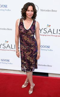Jennifer Grey at the Chrysalis' 5th Annual Butterfly Ball at the home of Fred and Carla Sands.