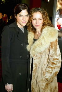 Jennifer Grey and Selma Blair at the World Premiere of