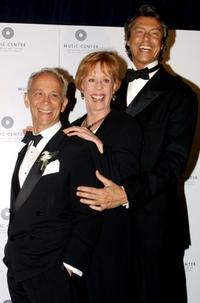 Joel Grey, Carol Burnett and Tommy Tunes at the Music Center's 18th Annual Distinguished Artist Award Gala.