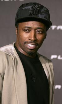 Eddie Griffin at the Launch Party For Sony Computer Entertainment America Playstation 3.