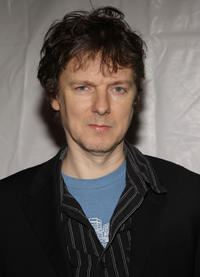 Michel Gondry at the New York premiere of