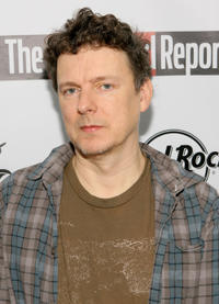 Michel Gondry at the Rock Star Media Lounge during Comic-Con 2010 in California.