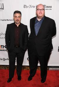 Glenn Ficarra and John Requa at the IFP's 20th Annual Gotham Independent Film Awards.