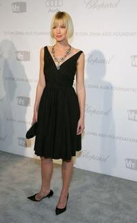 Ashley Scott at the 15th Annual Elton John AIDS Foundation Academy Awards viewing party.