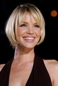 Ashley Scott at the 33rd Annual Peoples Choice Awards.