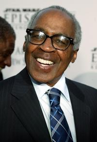 Robert Guillaume at the premiere of