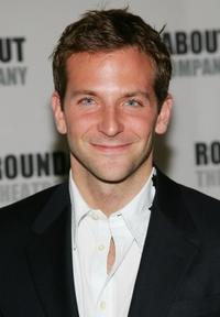 Bradley Cooper at the Roundabout Theatre Company's Spring Gala 2006.