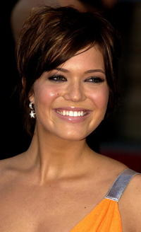 Actress Mandy Moore at the 32nd Annual