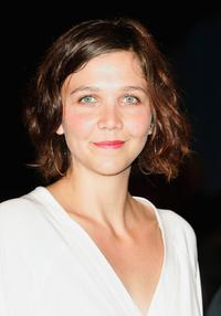 Maggie Gyllenhaal at the AMPAS Scientific and Technical Awards Ceremony.