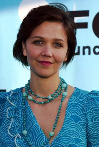 Maggie Gyllenhaal at the 20th Annual IFP Independent Spirit Awards after party.