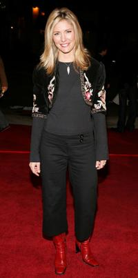 Tava Smiley at the world premiere of
