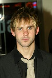 Dominic Monaghan at the UK premiere of