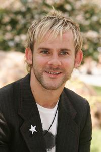 Dominic Monaghan at the 45th Television Festival of Monte Carlo.
