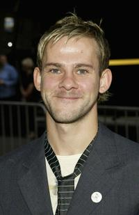 Dominic Monaghan at the ABC Network All-Star Party.