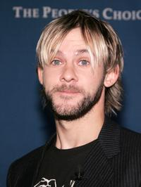 Dominic Monaghan at the nominations for the 32nd Annual People's Choice Awards.