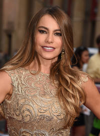Sofia Vergara at the California premiere of