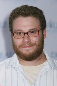 Seth Rogen at a photocall for The 40-Year Old Virgin at the 31st Deauville Festival Of American Film in France.