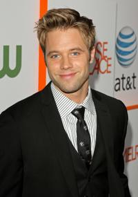 Shaun Sipos at the premiere party of