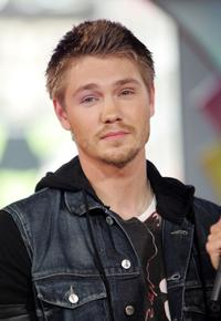 Chad Michael Murray at the MTV's Total Request Live.