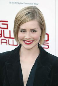 Alison Lohman at the AMC and Movielines Hollywood Life Magazine presents the Young Hollywood Awards.