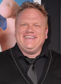 Larry Joe Campbell at the California premiere of