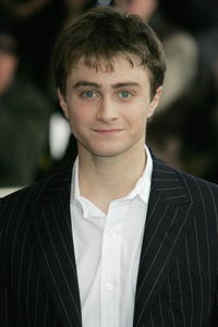 Daniel Radcliffe at the South Bank Show Awards.